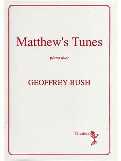Geoffrey Bush: Matthew's Tunes Books | Piano Duet