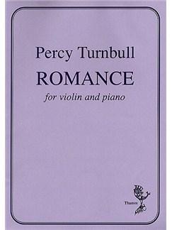Percy Turnball: Romance Books | Violin, Piano Accompaniment
