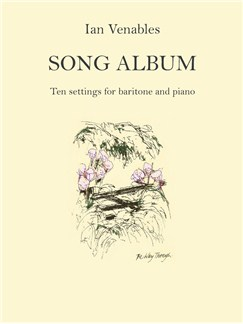 Ian Venables: Song Album (Baritone Voice and Piano) Books | Baritone Voice, Piano Accompaniment
