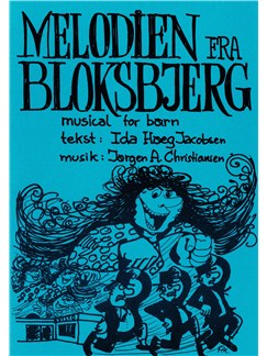 Jørgen A. Christiansen: Melodien Fra Bloksbjerg (Vocal Score) Books | SA, Lyrics & Chords