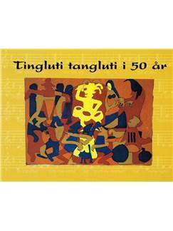 Niels Ishøj Christensen: Tingluti Tangluti I 50 år (Songbook) Libro |