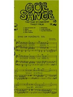 Ejnar Kampp: Go'e Sange 2 Libro | Piano y Voz