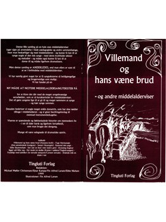Villemand Og Hans Væne Brud (Songbook) Books | Melody Line, Lyrics & Chords