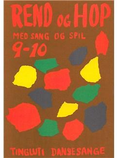 Rend Og Hop 9-10 - Med Sang og Spil Books | Melody Line, Lyrics & Chords