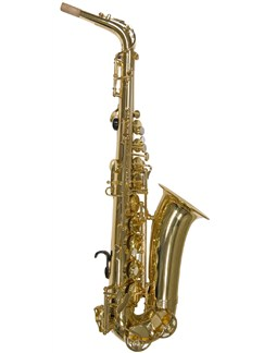 Trevor James: Alphasax Light-Weight Alto Saxophone Outfit Instruments | Alto Saxophone