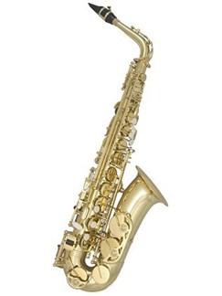 Trevor James: 3722G Classic Alto Saxophone Instruments | Saxophone, Alto Saxophone