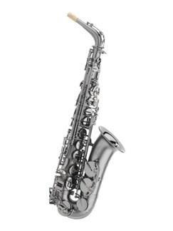 Trevor James: Classic II Alto Saxophone (Frosted Black/Black Mechanism) Instruments | Alto Saxophone