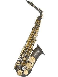 Trevor James: Classic II Alto Saxophone (Black/Gold) Instruments | Alto Saxophone