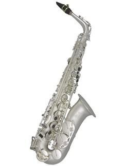 Trevor James: Classic II Alto Saxophone (Silver Plated) Instruments | Alto Saxophone