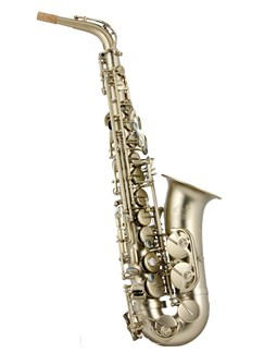 Trevor James: Horn '88 Alto Saxophone - Brushed Gold Instruments | Alto Saxophone