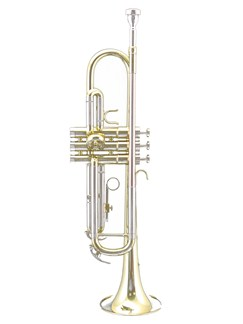 Trevor James: TJTR2500 Renaissance B Flat Trumpet Instruments | Trumpet