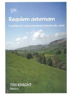 Tim Knight: Requiem Aeternam Books | SATB