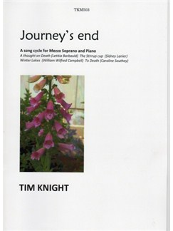 Tim Knight: Journey's End Books | Voice, Piano Accompaniment