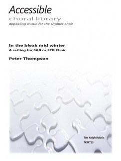 Peter Thompson: In The Bleak Mid Winter Books | SAB, STB
