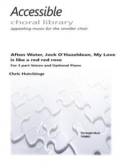 Chris Hutchings: Three Traditional Arrangements Books | SAB