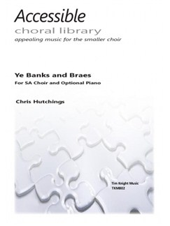Chris Hutchings: Ye Banks And Braes Books | SA, Piano Accompaniment