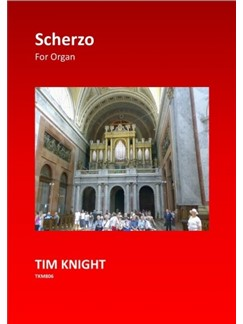 Tim Knight: Scherzo Books | Organ