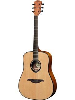 LAG: Tramontane TL66D - Left-handed Dreadnought Guitar Instruments | Left-Handed Guitar, Acoustic Guitar