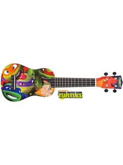 Teenage Mutant Ninja Turtles Ukulele Instruments |