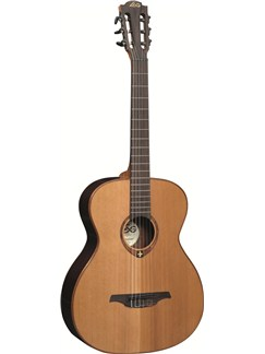 LAG: Tramontane TN100A - Auditorium Nylon String Guitar Instruments | Classical Guitar