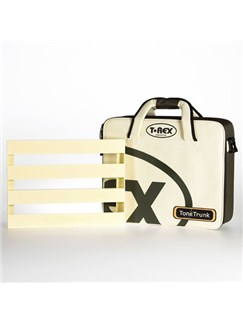T-Rex: ToneTrunk 42 Pedal Board/Gig Bag  | Electric Guitar