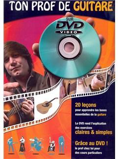 Julien Roux: Ton Prof De Guitare Books and DVDs / Videos | Guitar