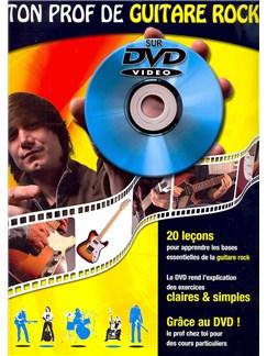 Julien Roux: Ton Prof De Guitare Rock Books and DVDs / Videos | Guitar
