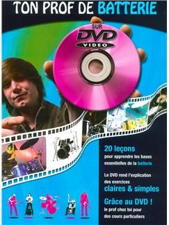 Silvio Bielo: Ton Prof De Batterie Books and DVDs / Videos | Drums