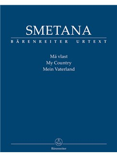 Má Vlast - My Country Books | Orchestra