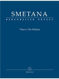 Bedrich Smetana: Vltava (The Moldau) Study Score Books | Orchestra