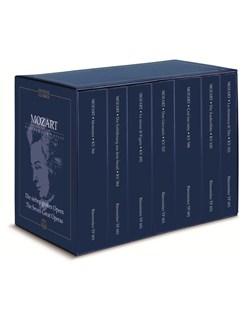 W.A. Mozart: The Seven Great Operas (Study Score Box Set) Books | Opera