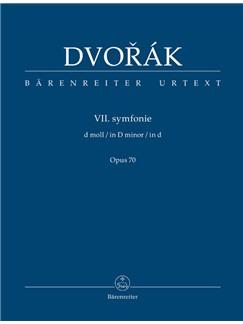 A. Dvorak: Symphony No. 7 In D Minor Op.70 (Study Score) Books | Orchestra