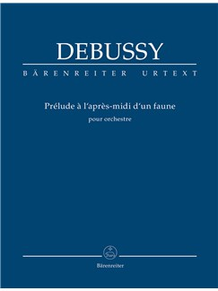 Claude Debussy: Prelude to the Afternoon of a Faun for Orchestra (Study Score) Books | Orchestra