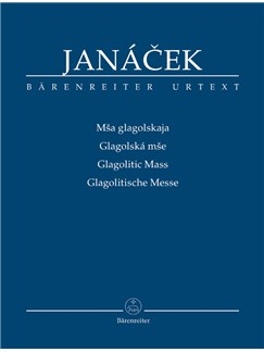 L. Janacek: Glagolitic Mass Final Version (Study Score) Books | Choral, Orchestra