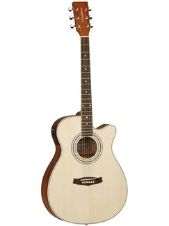 Tanglewood: TSF8 CE Nashville III Folk Electro-Acoustic Guitar Instruments   Electro-Acoustic Guitar