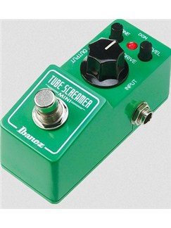 Ibanez: Tube Screamer - Mini Pedal With True Bypass  |