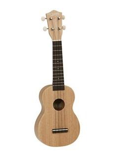 Tanglewood: TU11 Soprano Ukulele - Zebrano Instruments | Ukulele