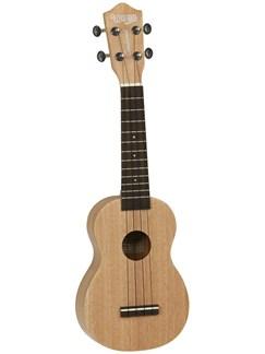 Tanglewood: TU1 Soprano Ukulele With Hard Case Instruments | Ukulele