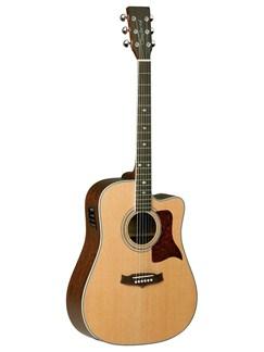 Tanglewood: Sundance TW15 (Mahogany/Natural Satin) Instruments | Electro-Acoustic Guitar