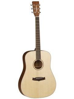 Tanglewood: TW15 OP Sundance Natural Dreadnought Acoustic Guitar Instruments | Acoustic Guitar