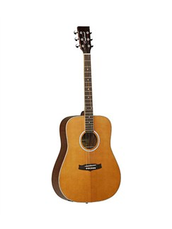 Tanglewood: TW28-CLN Dreadnought Acoustic Guitar Instruments | Acoustic Guitar