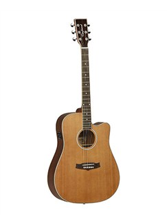 Tanglewood: Evolution 28 Cutaway Electro-Acoustic Guitar (Solid Cedar Top) Instruments | Electro-Acoustic Guitar