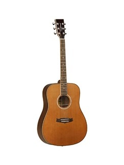 Tanglewood: TW28-CSN Dreadnought Acoustic Guitar Instruments | Acoustic Guitar