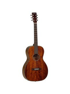 Tanglewood: Sundance Delta Historic Parlour Acoustic Guitar (Mahogany) Instruments | Acoustic Guitar