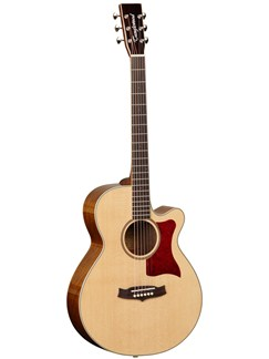 Tanglewood: Sundance Elegance TW45 EG E - Super Folk Electro-Acoustic Guitar Instruments |