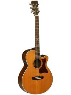 Tanglewood: TW 45 NS Sundance Series Electro-Acoustic Guitar Instruments | Electro-Acoustic Guitar