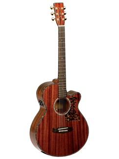 Tanglewood:  TW 47 E Sundance Series Electro-Acoustic Guitar Instruments | Electro-Acoustic Guitar