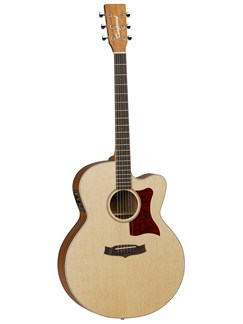 Tanglewood: TW55 OP E Sundance Natural Super Jumbo Electro-Acoustic Guitar Instruments | Electro-Acoustic Guitar