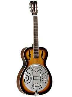 Tanglewood: TWD1 Resonator Guitar - Sunburst Instruments | Dobro
