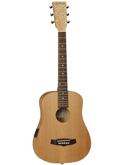 Tanglewood: TWRT E Roadster Series Electro-Acoustic Travel Guitar Instruments | Electro-Acoustic Guitar